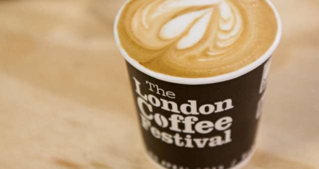 Want to be inspired by coffee vibes? Join the London Coffee Festival