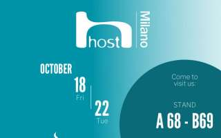 HOST is almost here