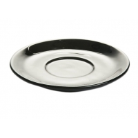 COFFEE SAUCER MILANO BLACK