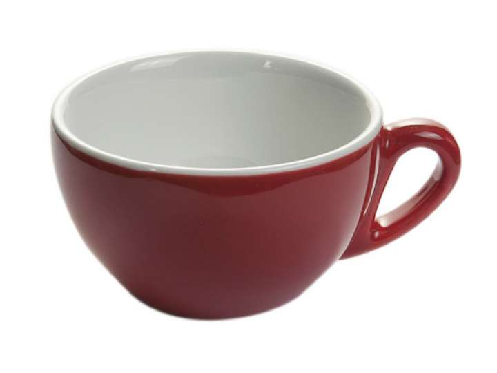 CAPPUCCINO CUP MILANO RED