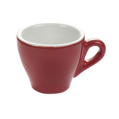 COFFEE CUP GENOVA RED