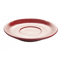 BREAKFAST SAUCER MILANO RED