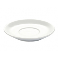 BREAKFAST SAUCER MILANO WHITE