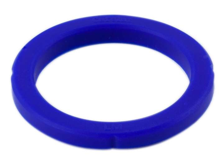 GUARNIZIONE SOTTOCOPPA 8,2 MM - BLU  in silicone per uso alimentare FDA