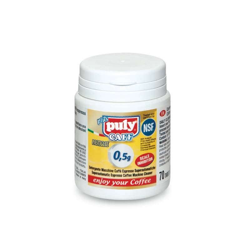 CAN PULY CAFF NSF 70 TABLETS 0,5GR
