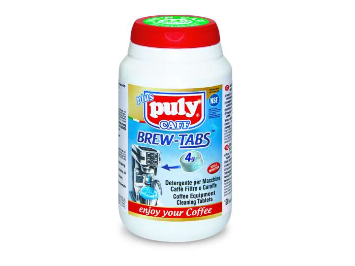 CAN PULY CAFF BREW 120 TABLETS 4GR