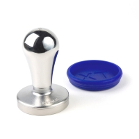 ESPRESSO TAMPER XT WITH  MIRROR FINISH HANDLE AND 58MM BASE