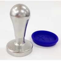 ESPRESSO TAMPER XT WITH CAST FINISH HANDLE AND 58MM BASE