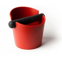 RED KNOCK BOX SMALL TUBBI h.13cm