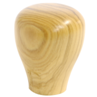 Tamper Handle in olive timber