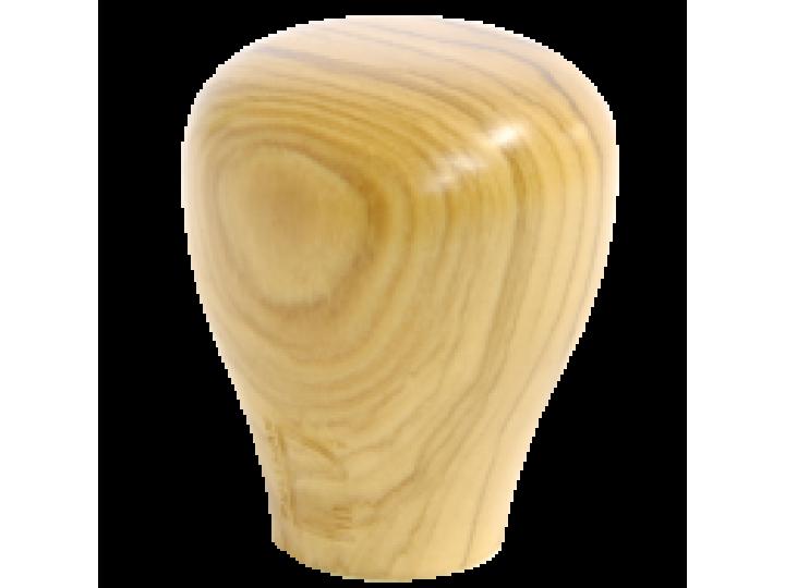 Tamper Handle in olive timber