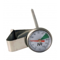 ANALOGICAL MILK PITCHER THERMOMETER