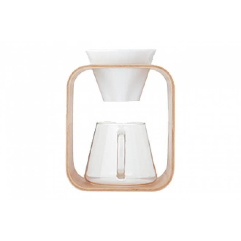 COFFEE POT & DRIPPER SET [Barafu] 600ml