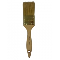 BRUSH L=50 WITH BLOND BRISTLES AND WOODEN HANDLE FOR THE COUNTER CLEANING