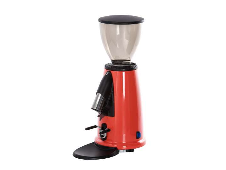 PROGRAMMABLE COFFEE GRINDER M2D RED MACAP