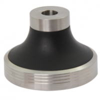 Tamper Base 316 in stainless steel 58.00mm with Flat profile